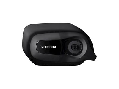 Shimano Steps - Dæksel til cykel elmotor - Højre og venstre side - Model E5000-C