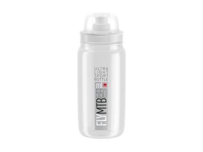 Elite Fly MTB - Drikkedunk 550ml - 100% Biologisk nedbrydelig - Klar med Grå logo