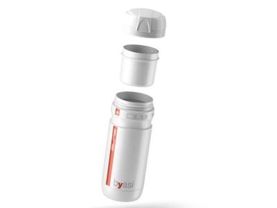 Elite Byasi - Flaske til værktøj - 550ml - Hvid