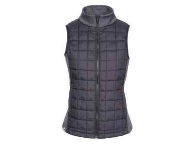 Trespass Lyla - Polstret vest dame - Sort