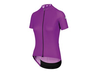 Assos UMA GT Summer SS Jersey c2 - Cykeltröja - Kvinnor - Lila