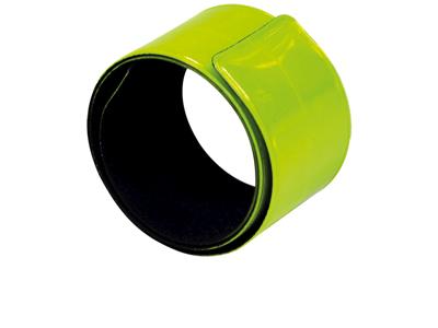 OXC Wrap - Refleks til arm eller ben - 38cm - Gul