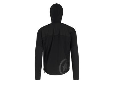 Assos Trail Winter Softshell Jacket - Cykel softshell jakke - Sort