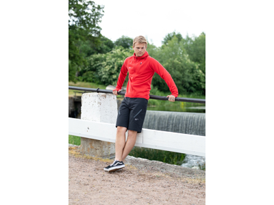2117 OF SWEDEN Tåby Eco Outdoor - Shorts - Sort