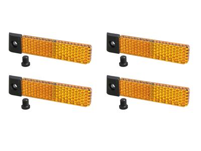 Shimano - Reflekser til pedaler model PD-EF202 - 4 stk.