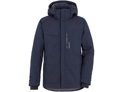 Didriksons - Sebastian - Mens Jacket - Blå