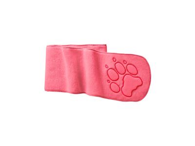 Jack Wolfskin Paw - Halstørklæde - Kids - Pink