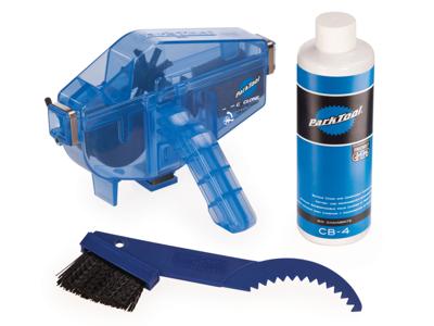 Park Tool CG-2.4 - Kæderenser med børste og rensevæske