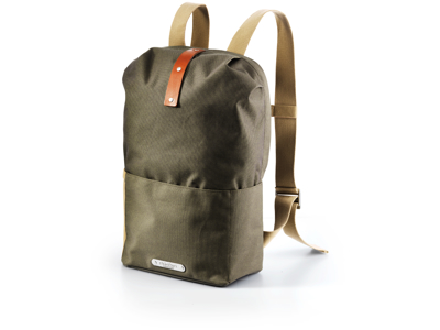 Brooks Dalston Utility - Rygsæk medium - 20 liter - Green fleck/Honey