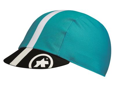 Assos Summer Cap - Sykkelhette - Hydro Blue - Størrelse OSS