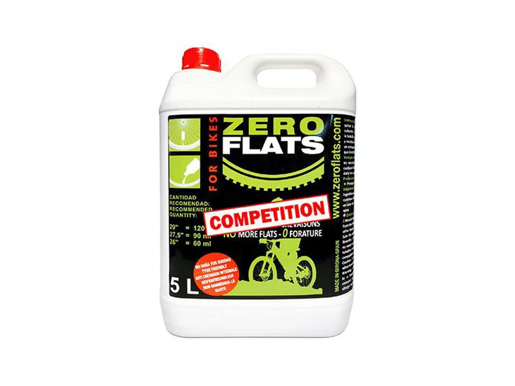 Zero Flats - Competition - Lappevæske til TL-Ready - 5000 ml thumbnail
