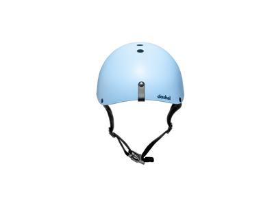 Dashel Urban - Cykelhjelm - CE EN1078 Godkendt - lyseblå