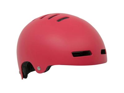 Lazer One+ - Cykel- og skaterhjelm - Str. 58-61 cm - Mat rød