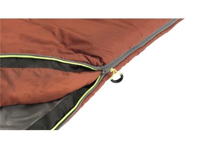 Outwell Canella Lux - Sovepose til voksne - Rød
