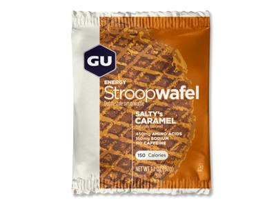 GU Energy Stroopwafel - Salty's Caramel - Glutenfri - 32 gram