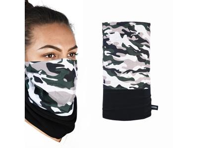 OXC - Halsedisse - 1 st. förpackning - Polyester med fleece - En storlek - Camo Snug