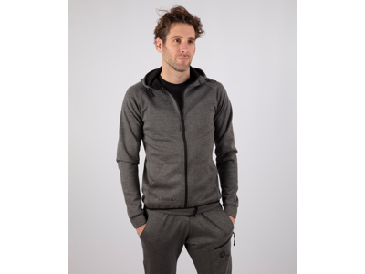 Rogelli Training - Sports hoodie - Carbon
