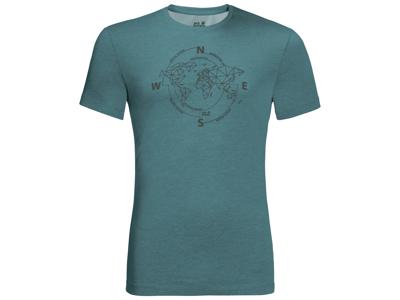 Jack Wolfskin Ocean World - T-shirt Mr.