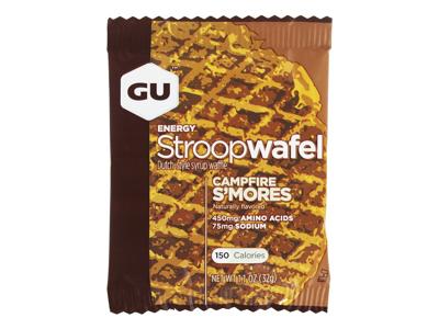 GU Energy Stroopwafel - Campfire S'mores - 32 gram