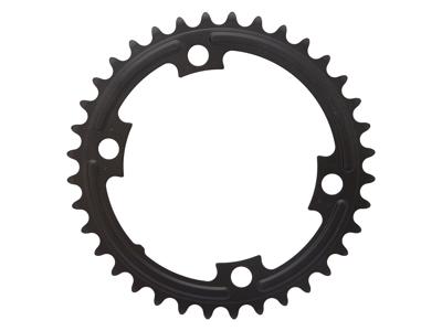 Shimano 105 - 36 tands MB klinge - Dobbel - 11 gears - FC-5800 - Sort