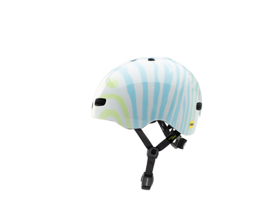 Nutcase - Baby Nutty MIPS - Cykelhjelm med skaterlook - Z Brah Gloss  - 47-50 cm