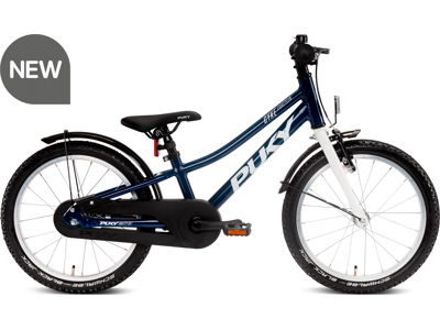 "Puky Cyke - Børnecykel 18"" - Alu - Blue/white"