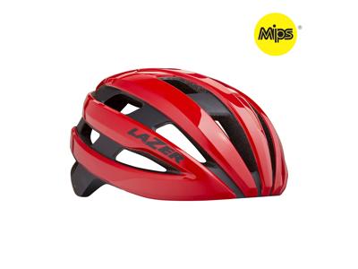 Lazer Sphere MIPS - Cykelhjelm Road - Rød