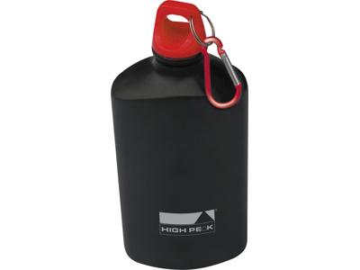 High Peak - Drikkeflaske - 0,5 liter - Sort