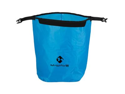 M-Wave Amsterdam Dry - Drybag - 100% vandtæt - også anvendelig som indertaske - Blå - Str.