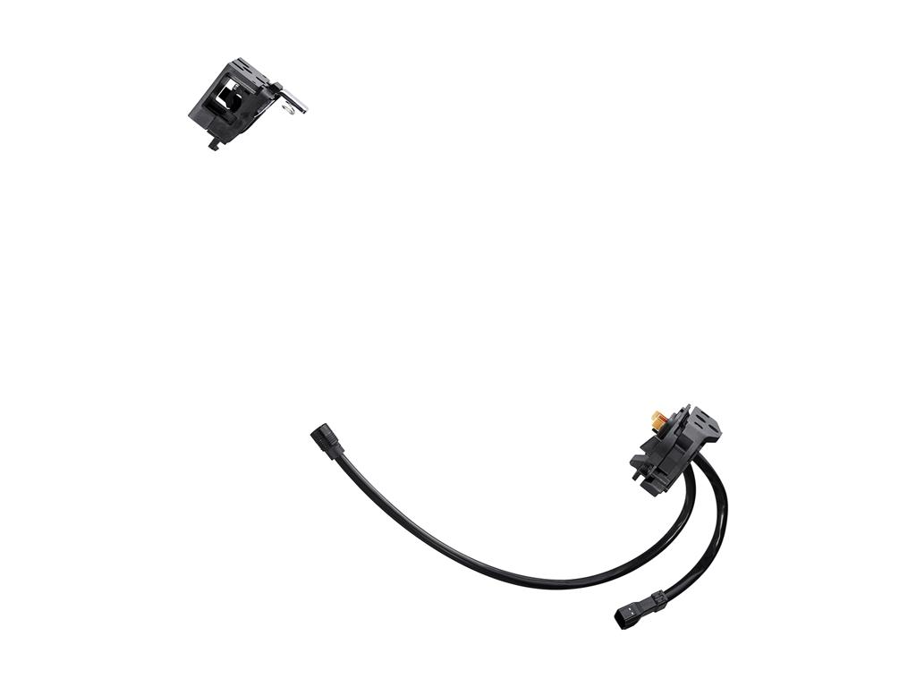 Shimano Steps - Batteriholder til BT-E8035 batteri - 250mm med key unit thumbnail