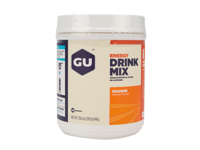 GU Hydration Drink Mix - Orange - 840 gram