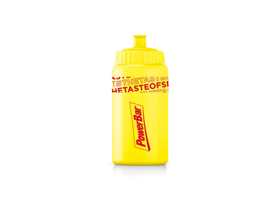 Powerbar - Drikkeflaske - 500 ml - Gul