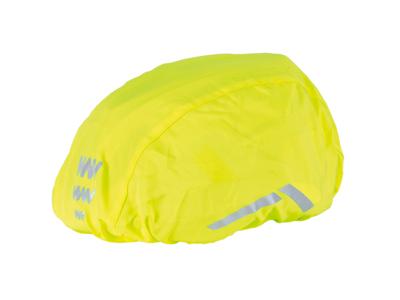 WOWOW Helmet Rain Cover - Vandtæt hjelmovertræk - Reflekterende - Neongul