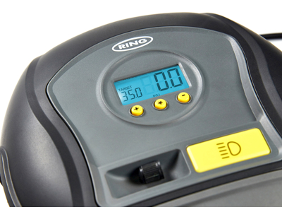 RING RTC600 - 12V kompressor - Digital