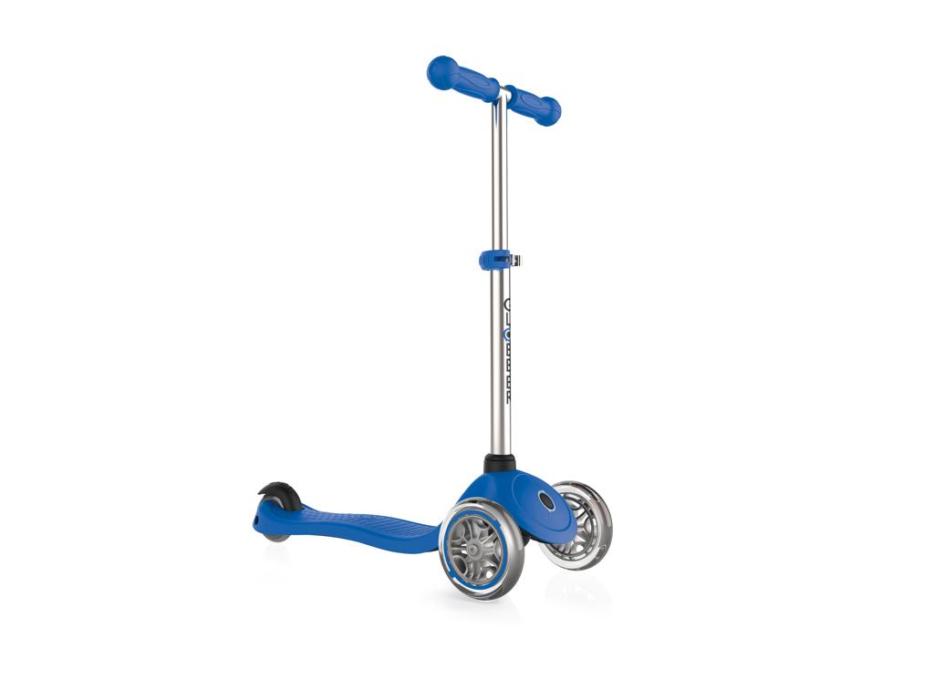 Globber Primo V2 - Løbehjul til børn med 3 hjul - Blå thumbnail