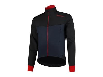 Rogelli Contento - Vinterjakke - 0 til 10 grader - Blå/Sort/Rød