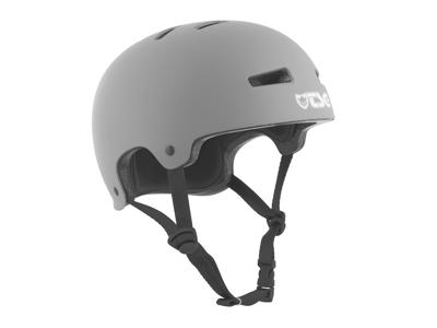 TSG Evolution - Cykel- og skaterhjelm - Satin coal