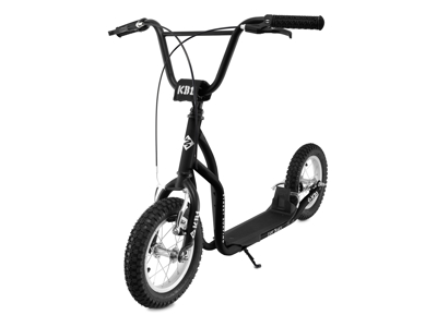 Streetsurfing K-Bike løbehjul - KB1 - Off black