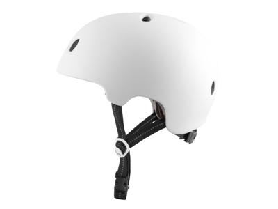 TSG Meta - Cykel- og skaterhjelm  - Satin hvid