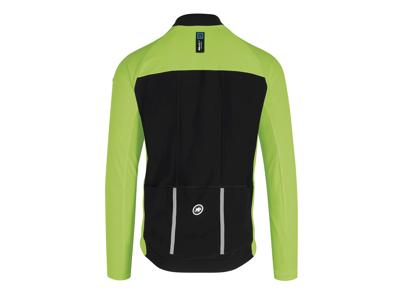 Assos Mille GT ULTRAZ Winter Jacket EVO - Cykeljakke - Hi-vis grøn