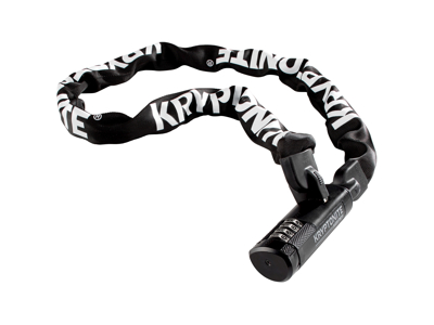 Kryptonite Combo Keeper 712 - Kædelås med kode - 7mm x 120cm