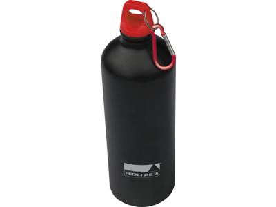 High Peak - Drikkeflaske - 1,0 liter - Sort