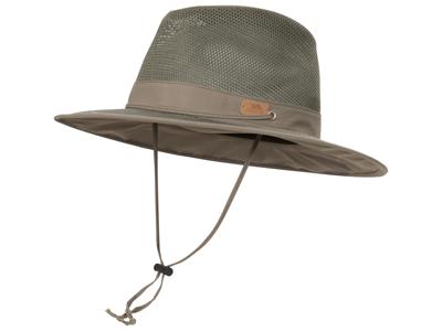 Trespass Classifeid - Hat - Mesh - Unisex - Khaki - S/M