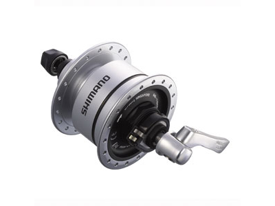 Shimano Dynamo fornav - Standard - DH-3D72AS 6V/3,0W - Med Quick Release