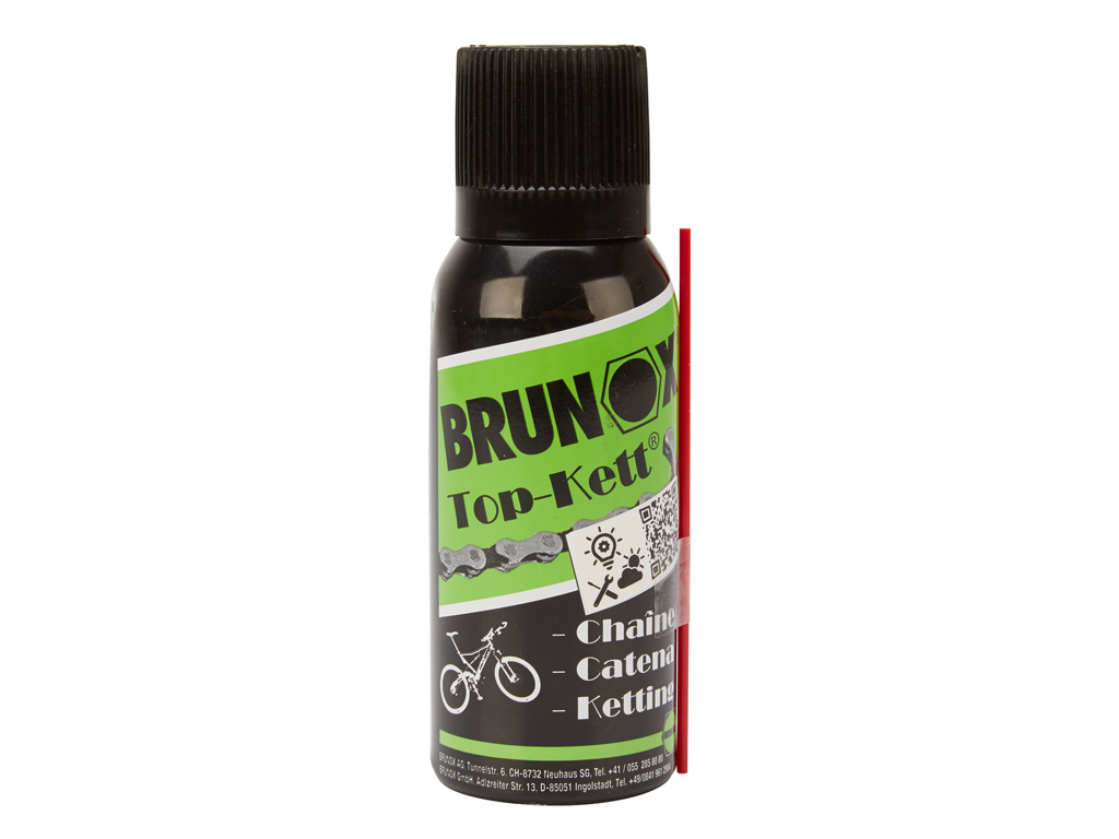 Kædespray Brunox Top-Kett 125 ml.Til våd vejr thumbnail