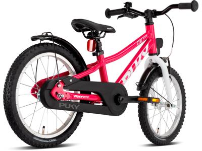 Puky Cyke - Børnecykel - Alu - Berry/white