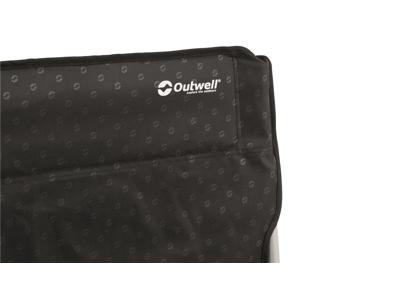 Outwell Goya XL - Campingstol - Foldbar - Sort