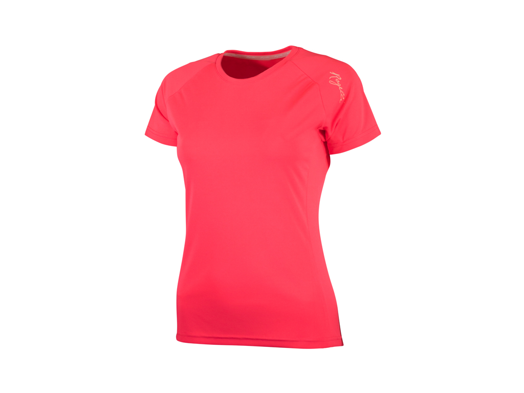 Rogelli Basic - Sports t-shirt - Dame - Guava