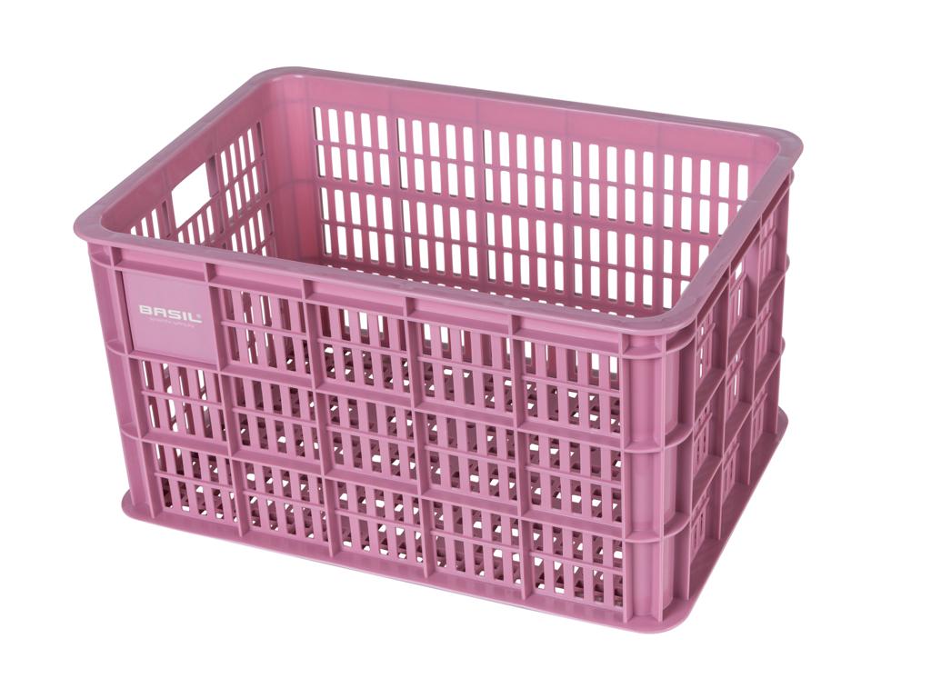 Basil Crate L - Plast kurv - Til opbevaring eller bagagebærer