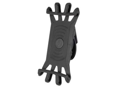 M-Wave Bike Mount Flex - Mobilholder - 360° drejebeslag - passer til de fleste smartphones